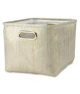 Lambs & Ivy Storage Bin Gold