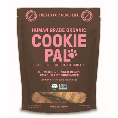 CookiePal Dog Biscuits Turmeric and Ginger Recipe