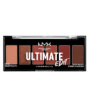 NYX Ultimate Edit Petite Shadow Palette Warm Neutrals