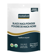 Rootalive Organic Black Maca Powder