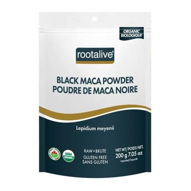 Rootalive Organic Black Maca Powder