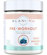 Alani Nu Pre-Workout Breezeberry