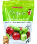 Grandma Lucy's Organic Oven Baked Apple Dog Treats