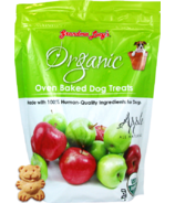 Grandma Lucy's Organic Oven Baked Apple Dog Treats