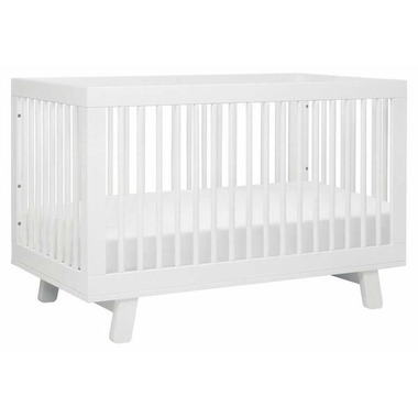 Babyletto Hudson 3-in-1 Convertible Crib White