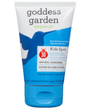 Goddess Garden Kids Sport Sunscreen Lotion