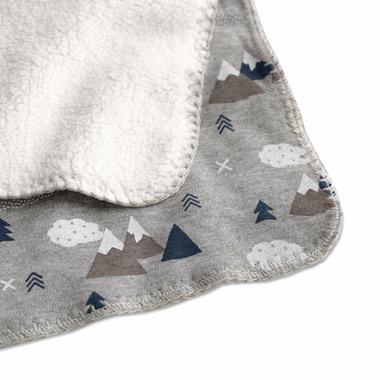 Lolli Living Peaks Stroller Blanket
