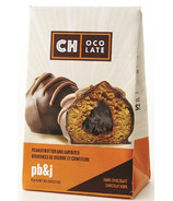CH Ocolate Peanut Butter & Jam Bites