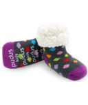 Pudus Classic Polka Dot Mutli Socks Kids