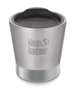 Klean Kanteen Vacuum Insulated Stainless Steel Tumbler Brushed Stainless