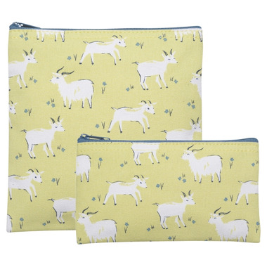 Now Design Goats Snack Bags