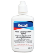 Rexall Decongestant Nasal Spray