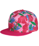 BIRDZ Children & Co. Pink Orchids Cap