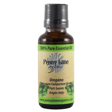 Penny Lane Organics Oregano Essential Oil
