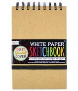 OOLY D.I.Y. Cover Sketchbook White