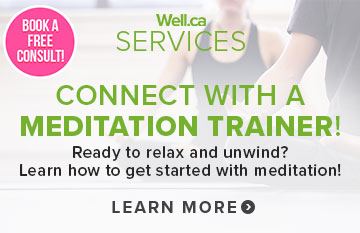 Services Meditation Trainer