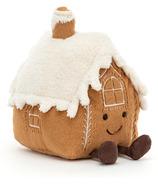 Jellycat Amuseable Maison en pain d'épice