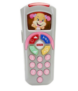 Fisher Price Laugh and Learn Puppy's Remote Assorted