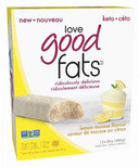 Love Good Fats Lemon Mousse Snack Bar