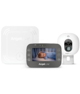 """Angelcare Breathing Monitor with 4.3"""" Video Black AC337"""