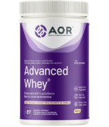 AOR Advanced Whey Protein Powder Vanilla