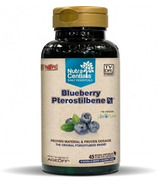 NutraCentials Blueberry Pterostilbene Nx with TeroYouth