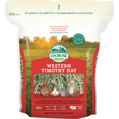 Oxbow Western Timothy Hay Small Animal Hay