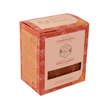 Crate 61 Organics Canadian Maple Soap