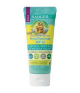 Badger Crème solaire pour bébé FPS 30 camomille