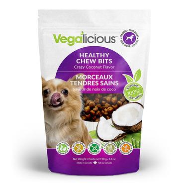 Vegalicious Healthy Chew Bites Crazy Coconut