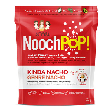 NoochPop Kinda Nacho