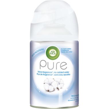 Air Wick PURE Freshmatic Refill Premium Airfreshner Sunset Cotton