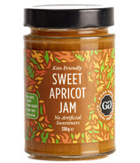 Good Good Keto Friendly Sweet Apricot Jam