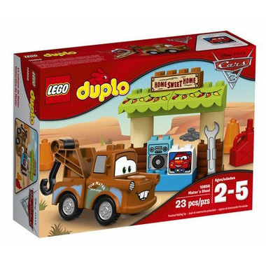 LEGO Duplo Disney Home Sweet Home Cars