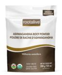 Rootalive Organic Ashwagandha Root Powder