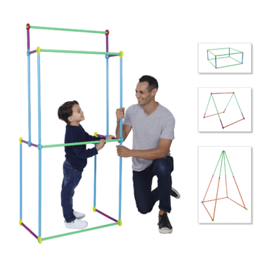 Antsy Pants Build & Play Frame Kit Small