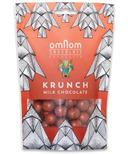 Omnom Krunch Milk Chocolate