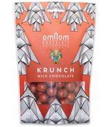 Omnom Krunch Milk Chocolate