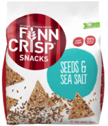 Finn Crisp Rye Snacks Seeds & Sea Salt