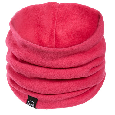 Kombi The Comfiest Neck Warmer Jr Wild Pink