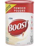 Boost Powder Vanilla Drink Mix