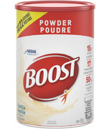 Boost Powder Vanilla Drink Mix