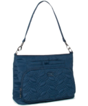 Lug Samba Shoulder Bag, Brushed Navy