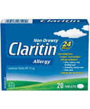 Claritin Non-Drowsy Allergy Medium Pack