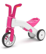 Chillafish Bunzi 2-in-1 Gradual Balance Bike Pink