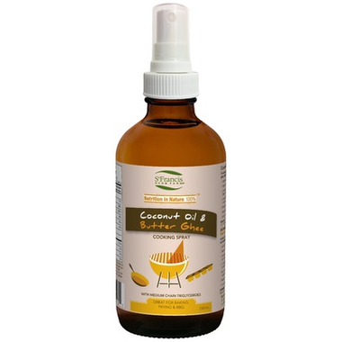 St. Francis Herb Farms Coconut Oil and Ghee