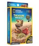 National Geographic Treasure Mini Dig Kit