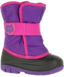 Kamik Snowbug3 Kid's Boots Purple & Magenta