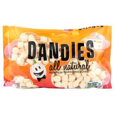 Dandies All Natural Pumpkin Marshmallows