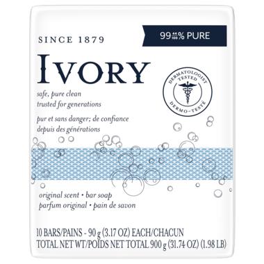Ivory Soap Bar